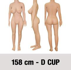 158cm-D-cup