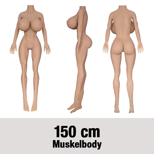 AIBEI-150cm-Muskelbody